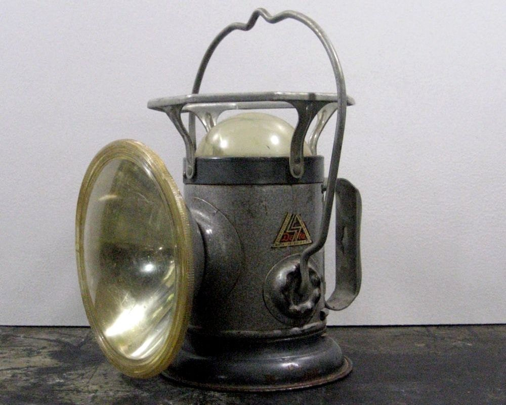 Vintage Delta Lantern