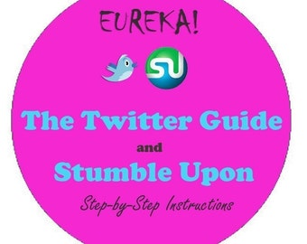 How to Get More Online Traffic - Twitter and StumbleUpon Guides