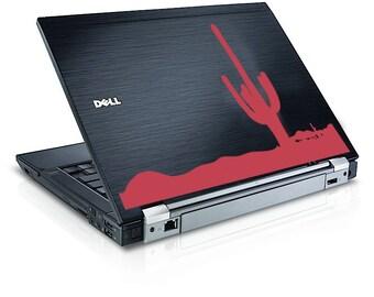 cactus laptop decal