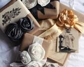 Pretty Fabric Fleurs Online Workshop Tutorial