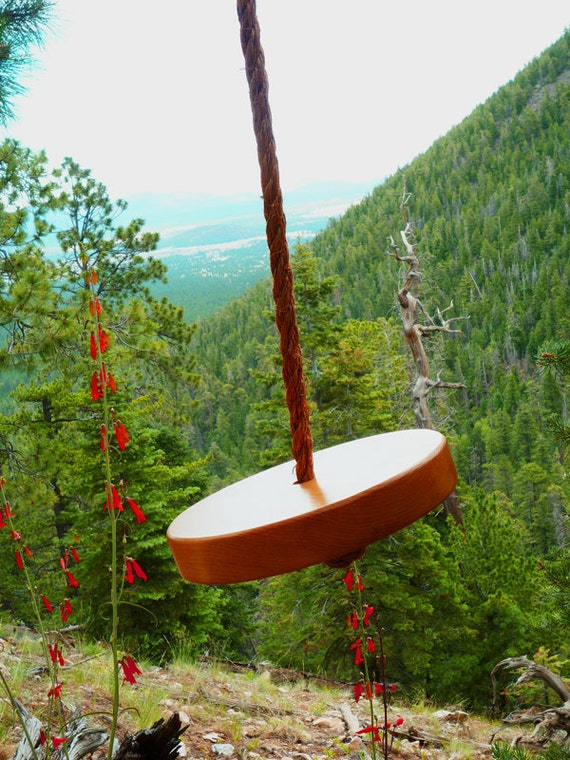 Alpine Rope Tree Swing With 15' of Rope