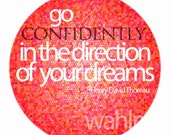 determined go confidently quote PRINT