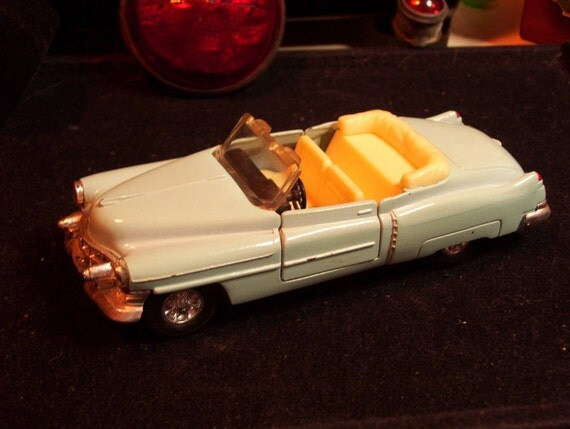 RESERVED 1958 Convertible Cadillac Toy Car
