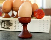 Tall Egg Cup-Brazilian Bloodwood