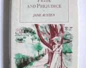 Pride and Prejudice Jane Austen- 1985 Vintage Book Oxford Classic