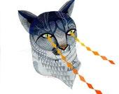 laser puma . print