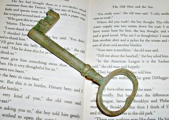 Vintage Skeleton Key Rustic Decor Steampunk
