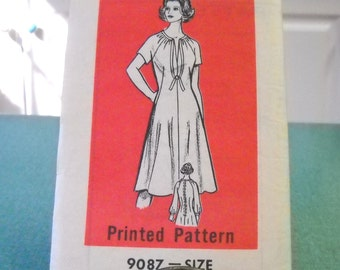 vintage mail order dress pattern