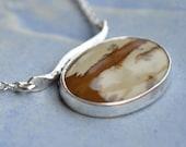 Owyhee Jasper necklace