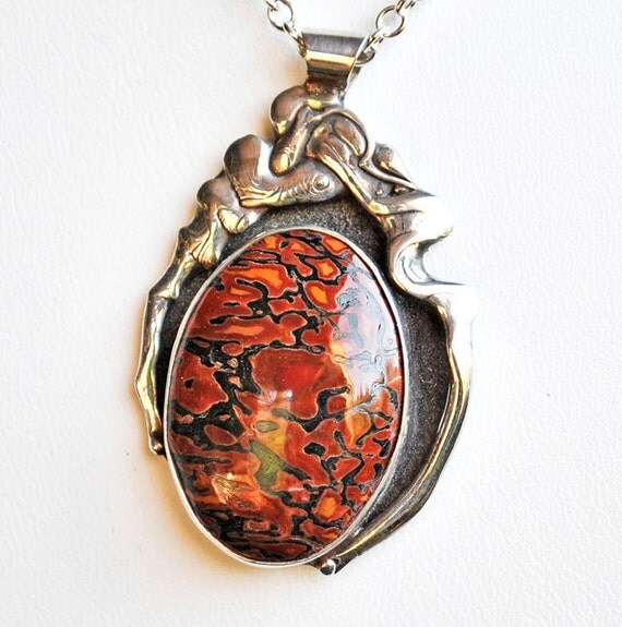 History of the Earth Pendant