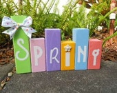 SPRING mini blocks