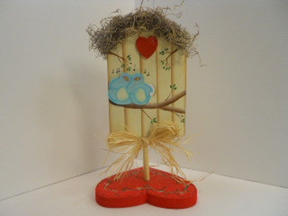Birdhouse WHERE LOVE IS