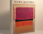 Mark Rothko Guggenheim Foundation catalog book 1978