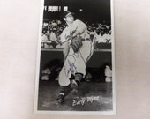 "Early Wynn 3 1/2"" X 5 1/2"" Autographed Photo/Picture   Sale Save 50% OFF with CLEARANCE coupon code at checkout."