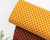 3mm polka dot cotton 1yard (44 x 36 inches) 27912