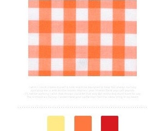 basic 1cm check cotton 1yard (44 x 35 inches) 10521