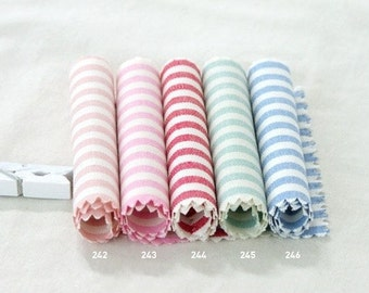 country 4mm stripe cotton 1yard (44 x 36 inches) 9284