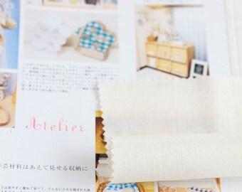 wide soft linen cotton blend 1yard (55 x 36 inches) 18102