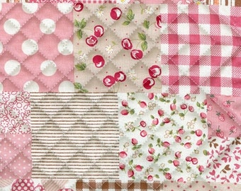 quilted cotton 1yard (43 x 35 inches) 14641