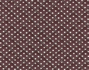 quilted cotton 1yard (43 x 35 inches) 11899