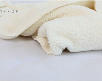 wide double side faux fur 1yard (61X 36 inches) 21018