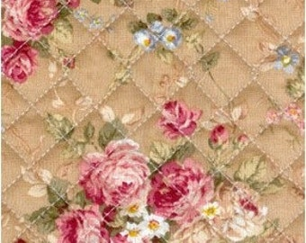 quilted cotton 1yard (43 x 35 inches) 21811