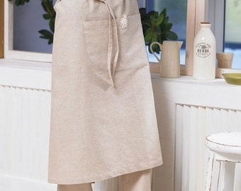 linen cotton blend by the yard (width 44 inches) 25526