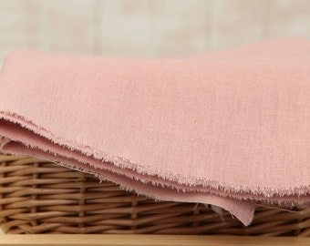 wide linen cotton blended by the yard (width 55 inches) 31409-2