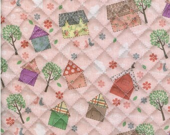 quilted cotton 1yard (43 x 35 inches) 31728