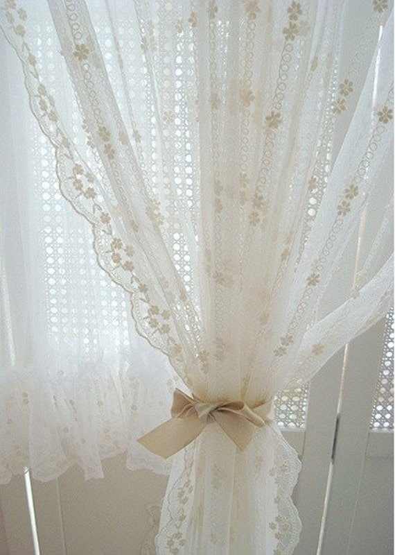 28 romantic curtains maison decor romantic style curtains