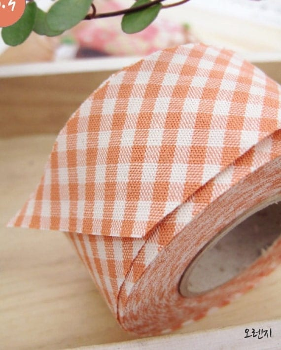 bias-9.5yards cotton 26146-3 orange