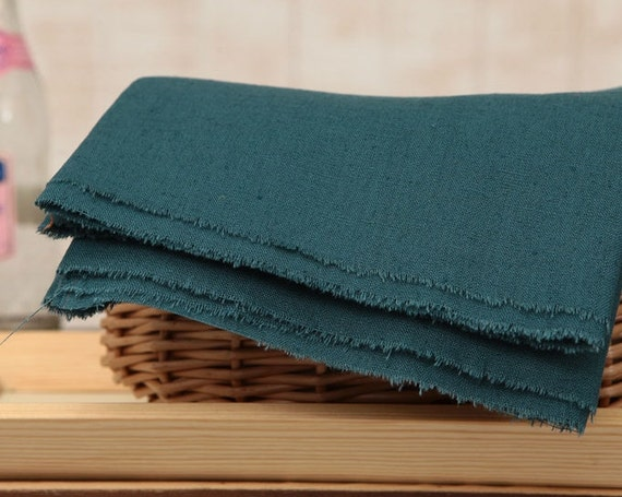 wide linen cotton blended 1yard (55 x 36 inches) 31407-1