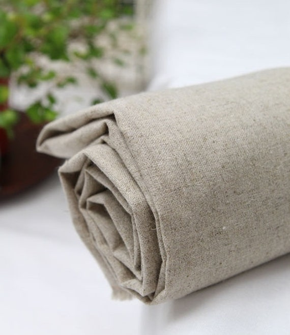 wide linen cotton blended 1yard (56 x 36 inches) 26197-5