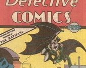 Batman 27 May 1939 Comic Book COLLECTORS Edition Oreo Giveaway reprint. This has been stored in Original Box since 1984