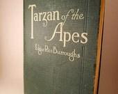 Tarzan of the Apes 1st Edition