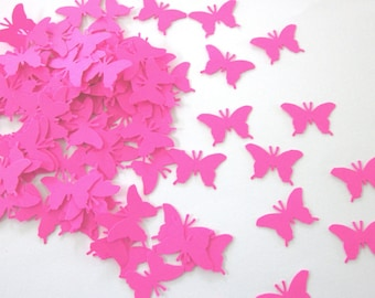 100 Butterfly Die Cuts