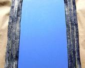 Wrough Iron Mirror 19in X 27in