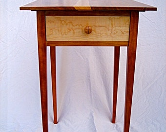 Modified Shaker Side Table