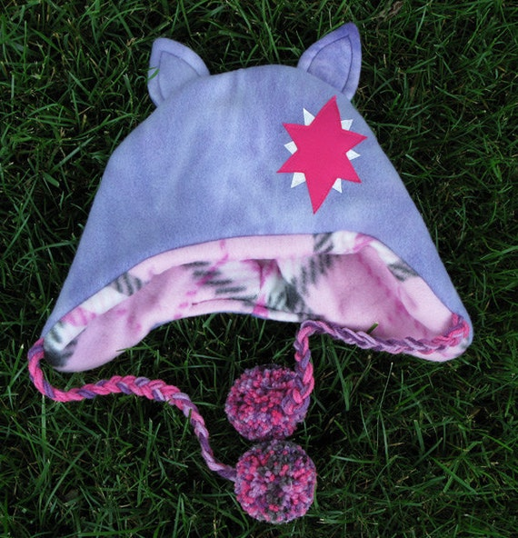 My Little Pony - Twilight Sparkle Fleece Hat