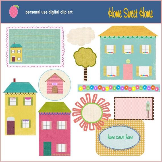clip art household items - photo #48