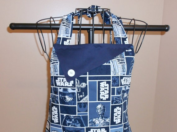 Star Wars Block Apron