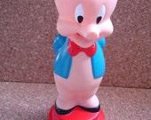 Vintage Porky the Pig Bank