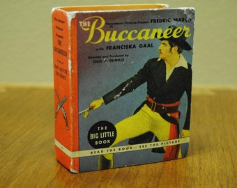 The Buccaneer Big Little Book