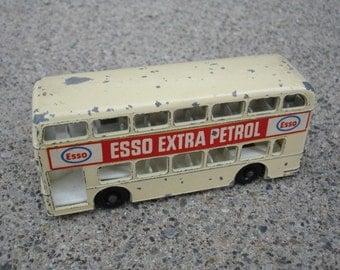 Vintage Matchbox Car- Series No.74 Diamler Bus