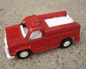 1970 Tootsie Toy- Bio Equipment Truck