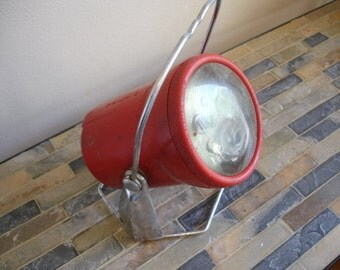Vintage Flashlight/Spotlight