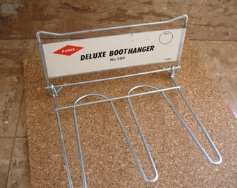 Vintage Advertising Boot Hanger