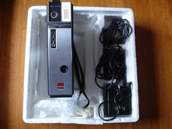 Vintage Sharp Tape Recorder/Player