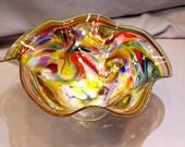 Multi-color Bowl
