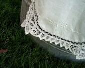 Shabby Chic, cotton, table linen/decor
